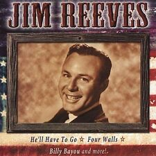 New/Sealed CD   - Jim Reeves ALL AMERICAN COUNTRY - Ships Same Day!