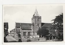Midhurst Parish Church Old RP Postcard, A853