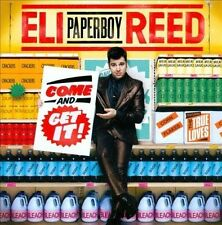 """Come and Get It! by Eli """"Paperboy"""" Reed (CD, 2010, Capitol)"""