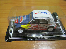 CITROEN 2CV GUISVAL RED BULL 1/64