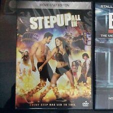 Original DVD : STEP UP ALL IN