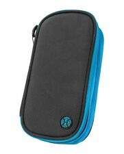 Harrows Z800 Black/Blue Darts Case - Holds 2 Complete Sets & Lots of Accessories