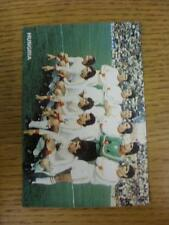 1982 World Cup:  Hungary - Team Group Postcard [Spanish Issued, Produced By 'don