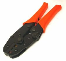 Ratchet Crimping / Crimper Pliers CABLE WIRE ELECTRICAL TERMINAL Plier Tool