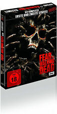 Fear the Walking Dead - Staffel 1+2 - Limited Uncut Steelbook (Blu-ray) NEU&OVP!