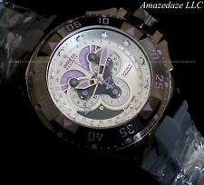 Invicta Amethyst Reserve Swiss Made Excursion Master Calendar Chronograph Watch
