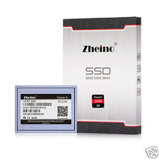 "Zheino 1.8"" ZIF SSD 32GB MLC For Macbook Air A1237 HP 2510P Dell D420 Samsung Q1"
