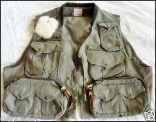 Classic C.C. Filson Fly Fishing Guide Vest ~ Utility|Heritage