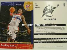 Panini NBA (Adrenalyn XL) 2013/2014 - #100 Bradley Beal - Golden Foil Signature