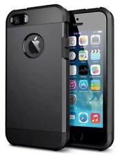 *New Tough Hybrid  Series  Shock Proof Dual Proctection Case For iPhone 5C Black
