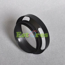 For Leica M 40.5mm 40.5 mm metal vented Lens Hood Shade