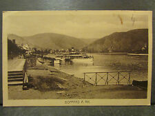 cpa allemagne germany boppard a rh