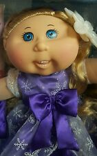 Cabbage Patch kids 30th anniversary limited edition 2013 doll Ainsley Giselle.