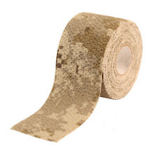 McNett Camo Form Tape Gun Self-Cling Wrap Hunting Airsoft DIGITAL MARPAT DESERT