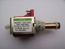 1 X 1 Ulka EX5 Pumpe für Saeco, Solis, Krups, Bosch, Siemens
