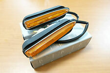 DATSUN 1600 BLUEBIRD 510 NEW GENUINE NISSAN FRONT FENDER INDICATOR LIGHTS ....