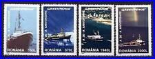 ROMANIA 1997 GREENPEACE / SHIPS  MNH RAINBOW, ANTARCTIC, POLAR