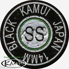 1 Genuine Kamui BLACK Tip (SUPER SOFT= SS)  -  FREE US SHIPPING