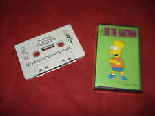 CASSETTE SINGLE: THE SIMPSONS Do the bartman POP TV
