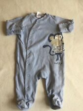 Baby Boys Clothes  Newborn- Cute Next BabyGrow Sleepsuit