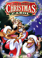 An All Dogs Christmas Carol CHILDRENS HOLIDAY DVD ALL DOGS GO TO HEAVEN NEW!