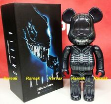 Medicom 2016 Be@rbrick 20th Century Fox 400% The Warrior Alien Bearbrick 1pc