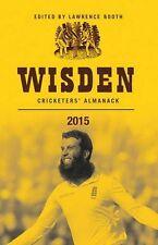 **NEW** - Wisden Cricketers' Almanack 2015 (Hardcover) ISBN1472913566