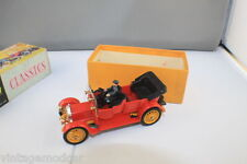 Corgi  9021  1910 Daimler 38HP  Red with Driver,  Boxed
