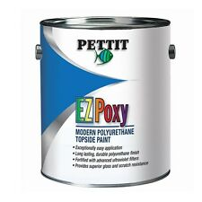Pettit Easypoxy High Gloss Topside Marine Paint Quart 3720Q Steel Gray