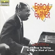 Erroll Garner - Close-Up in Swing/A New Kind of Love (CD, Jul-1997, Telarc)