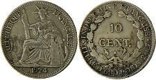 INDOCHINE   -  20  CENT  ARGENT 1924