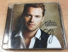 RONAN KEATING SONGS FOR MY MOTHER SIGNED CD ALBUM SIGNED BY RONAN