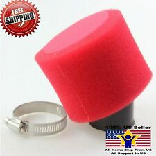 38mm Foam Air Filter  ATV Quad Pit Dirt Bike Moped Motorcycle 90 110 125cc
