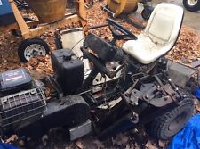 """National 84"""" riding mower"""