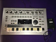 roland mc-303 groovebox with power supply