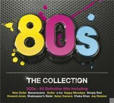 Various: 80's-The Collection, CD