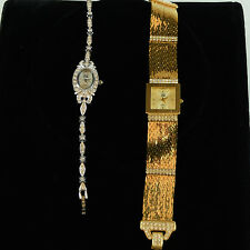 Nolan Miller Costume Jewelry Watches Japan Movement
