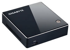 Gigabyte Brix Mini PC Intel Celeron 1037U 1.8GHz CPU LAN HDMI HTPC GB-XM14-1037