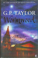 WORMWOOD G P Taylor new 2004 1st pb Classic Children's Collectable Faber & Faber
