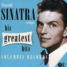 Frank Sinatra - Sinatra Sings His Greatest Hits [New CD]