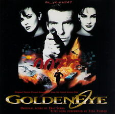 Goldeneye Golden Eye - Original Soundtrack [1995] | Eric Serra | CD