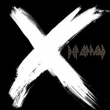 X by Def Leppard (CD, Jul-2002, Mercury)