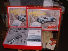 SCHUCO VINTAGE NOS STUDIO II EDITION 1998 KIT/SET W/VCR TAPE OF SILVER ARROWS!