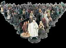 LORD OF THE RINGS SALE!! FIVE FIGURES LIMITED EDITION BUNDLE RARE OFFER SALE!!
