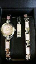 Reloj Pulsera nuevo Y En Caja, límite de' ', Colgante & Conjunto de regalo. RRP £ 59.99
