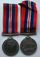 WW2 Original War Medal 1939-1945