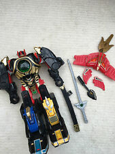 Power rangers thunder megazord rare original toy  **as pictured** very old toy