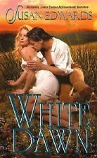 White Dawn (Leisure Historical Romance) by Edwards, Susan, Good Book