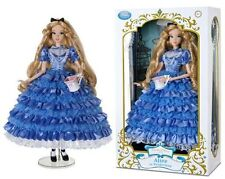 Disney Store Limited Edition Alice in Wonderland doll Brand NEW Mint in BOX !!