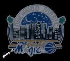 Orlando Magic Pin ~ NBA ~ Basketball ~ skyline ~ vintage '90's
